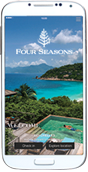 Four Seasons App Screenshot